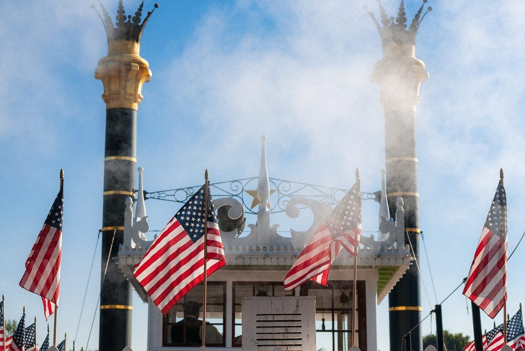 Disneyland Resort Celebrates America + Special Offer