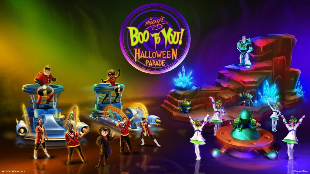'Boo To You' Parade Update | 7 Must-Do Lion King Experiences