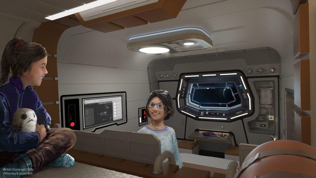 Starcruiser Halcyon