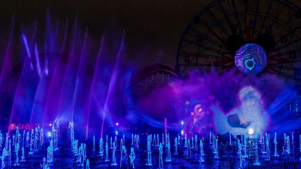 'World of Color' Nighttime Spectacular – 'Villainous!' Details