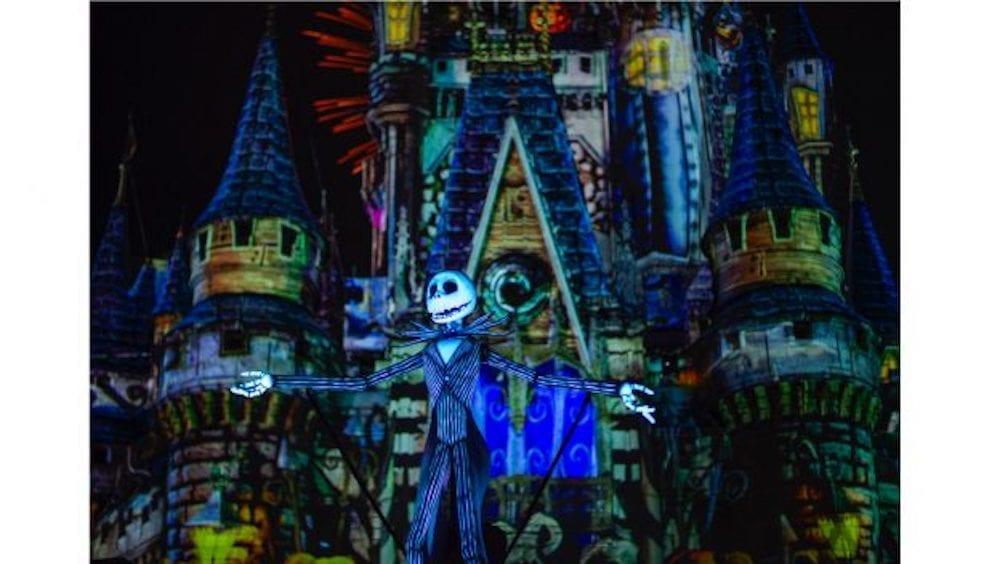 Jack Skellington-Hosted 'Disney's Not So Spooky Spectacular' Fireworks!?