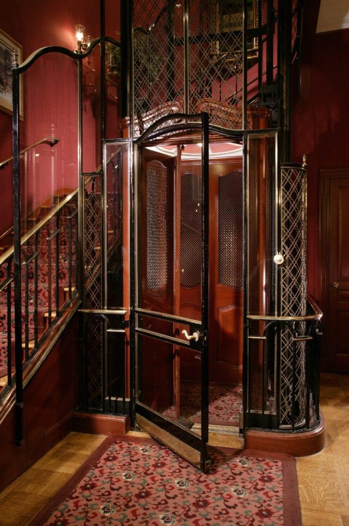 Club 33 Original Entrance