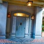 Club 33 Blue Secret Entrance Door