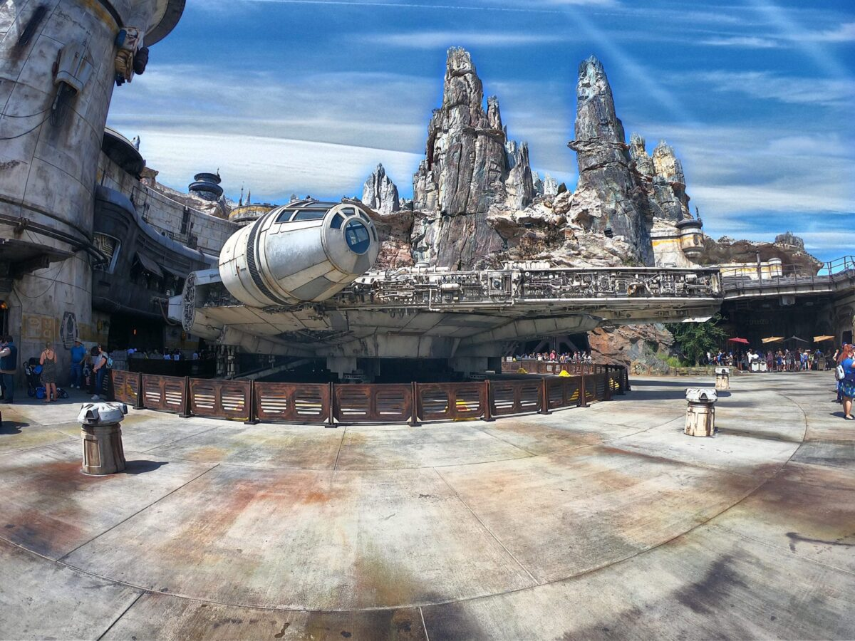 Star Wars: Galaxy's Edge Now Open at Disney's Hollywood Studios