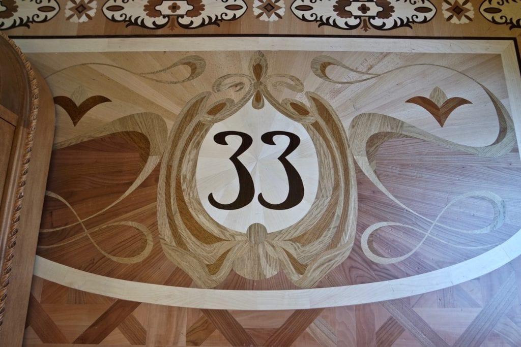 Club 33 Floor