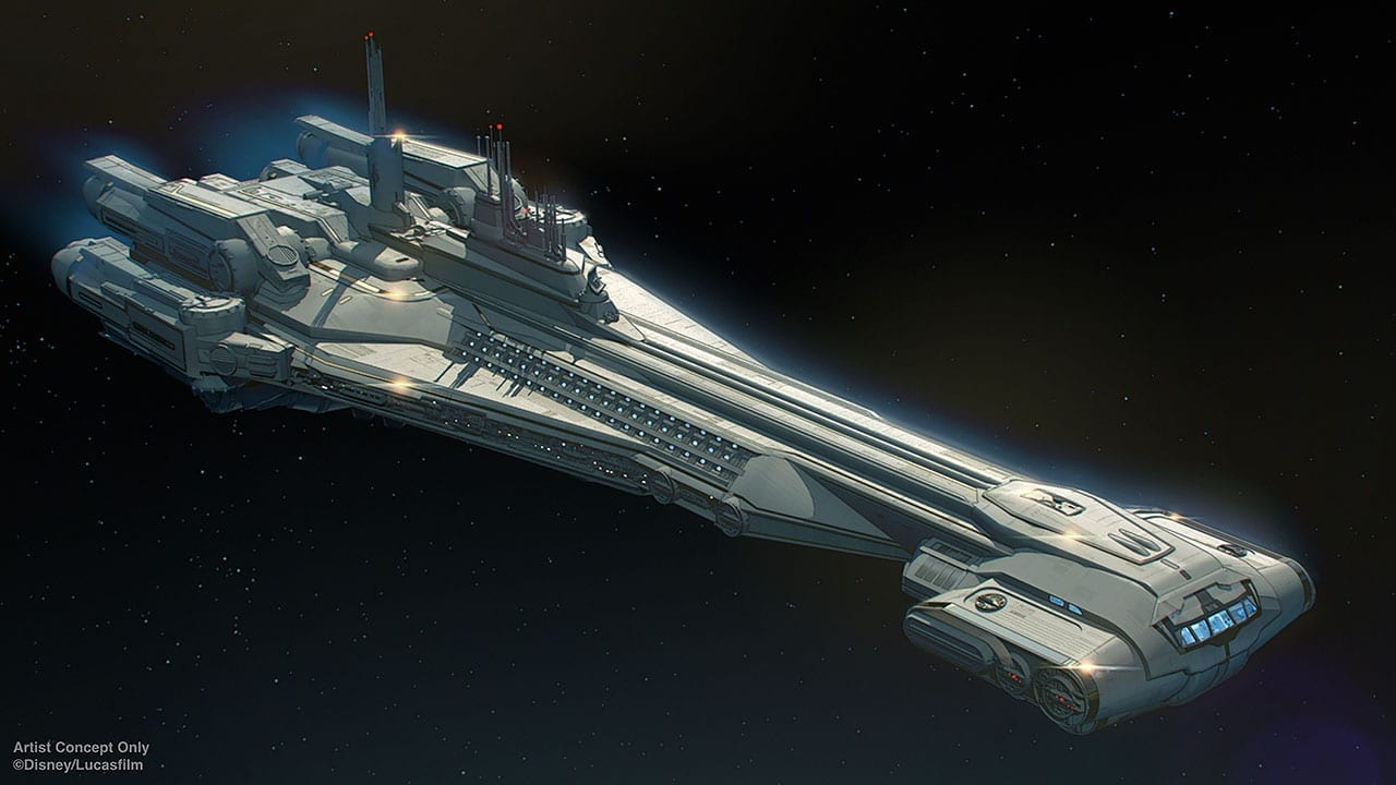 Star Wars: Galactic Starcruiser Hotel