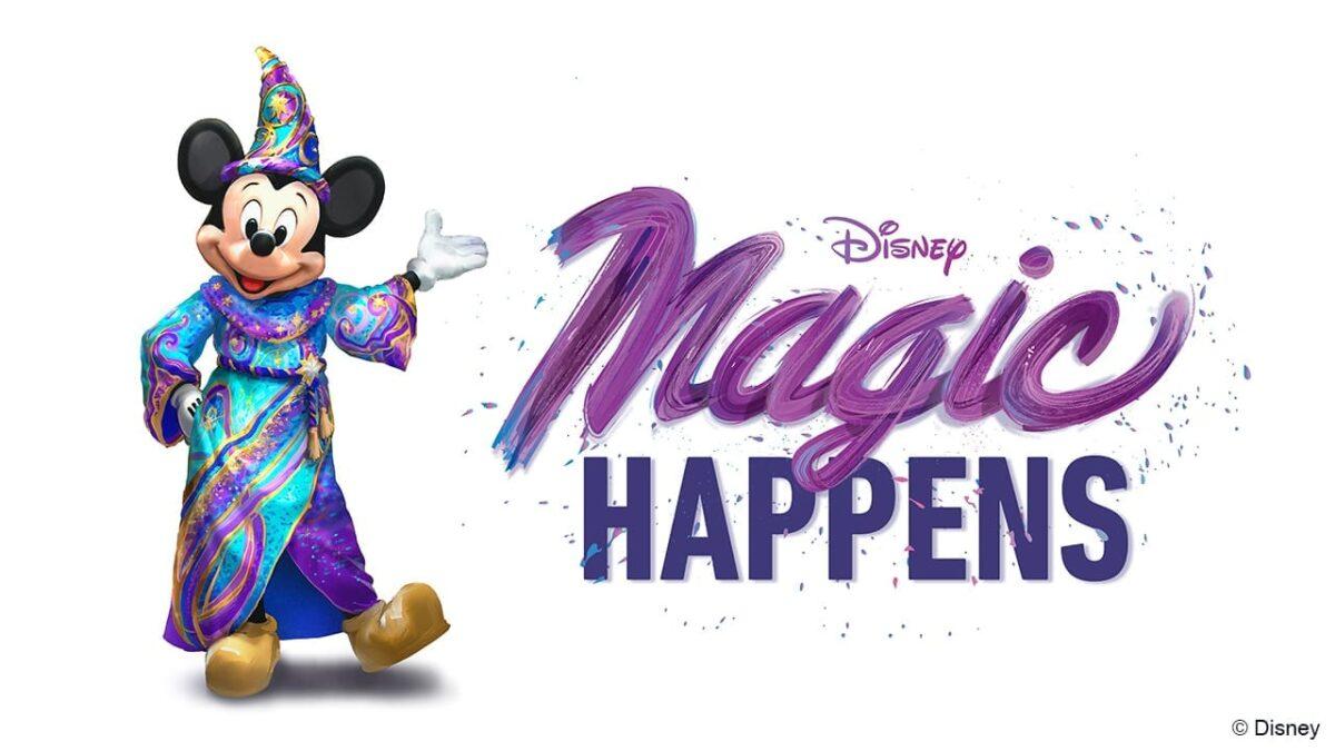 'Magic Happens' Parade to Debut in Spring of 2020 at Disneyland