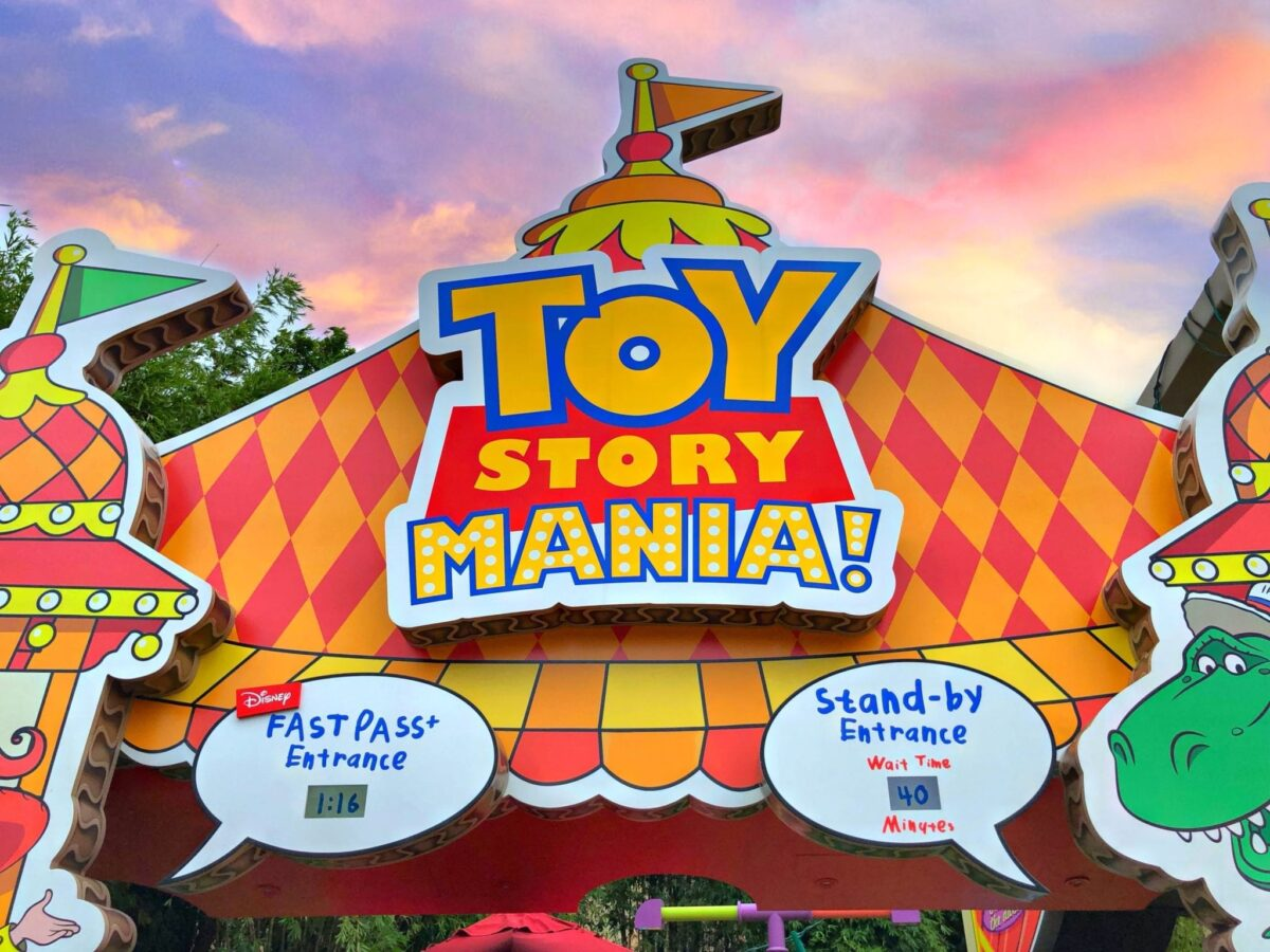 Toy Story Midway Mania Review