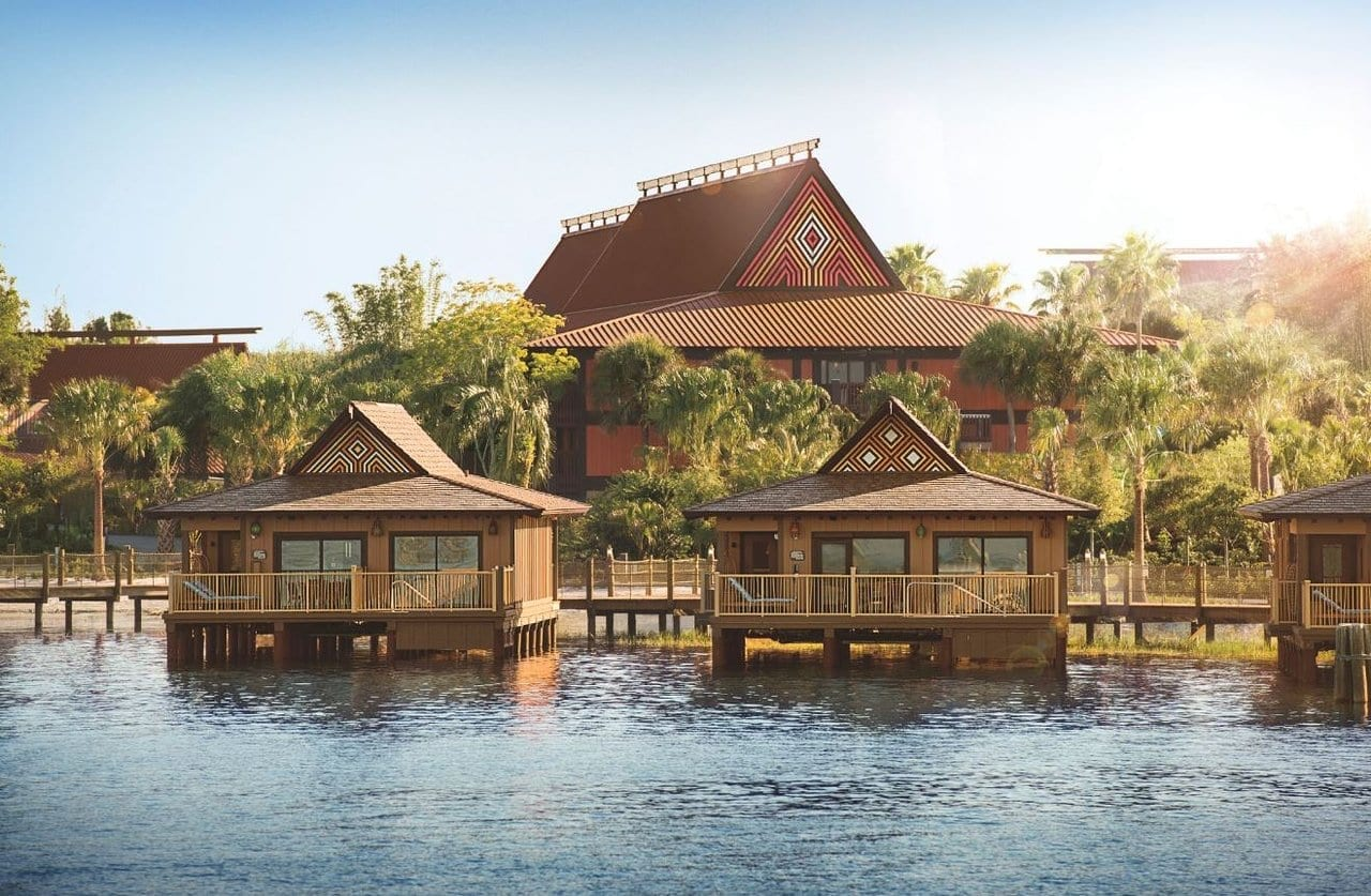Disney's Polynesian Villas & Bungalows Resort