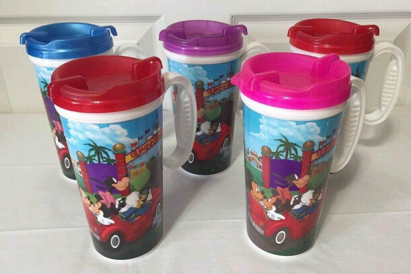 Refillable Mugs Increase to $19.99 at Walt Disney World