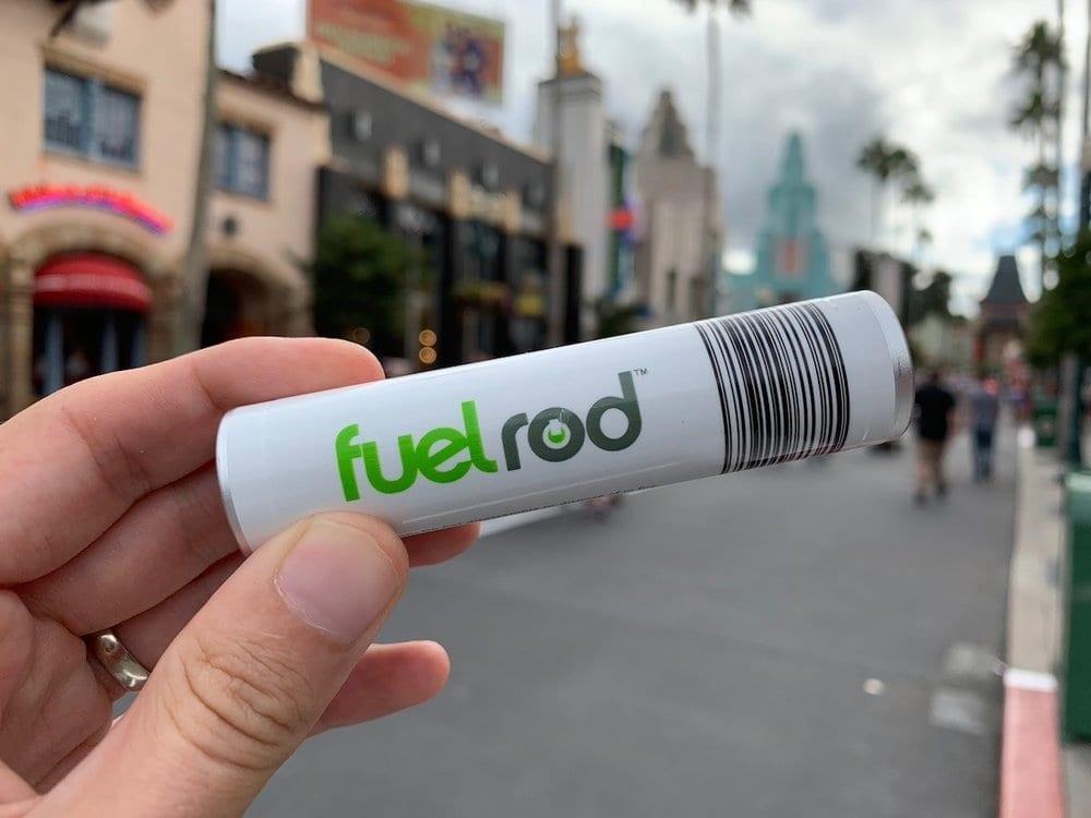 FuelRod Disneyland