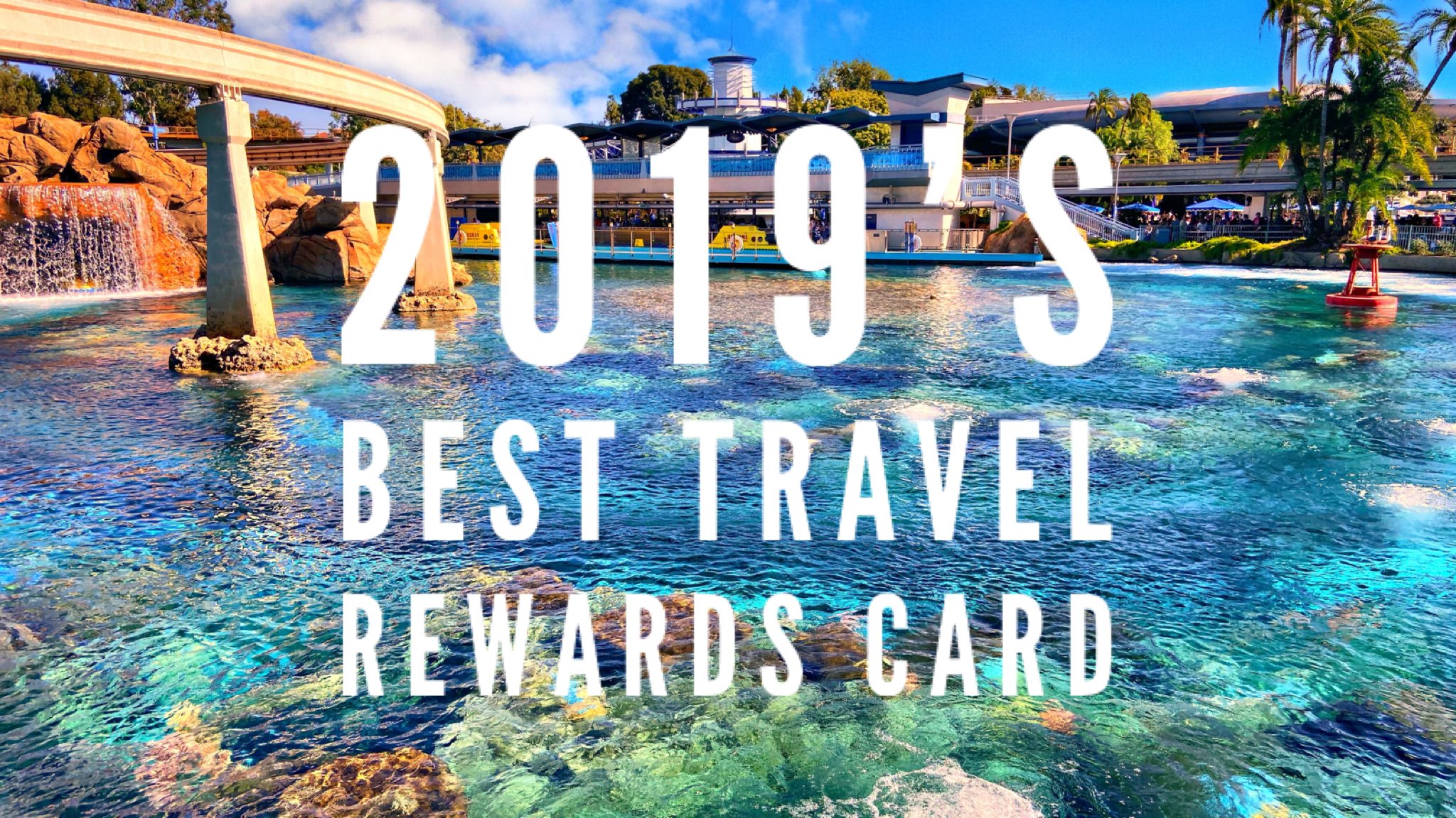 Travel Credit Card for Disney