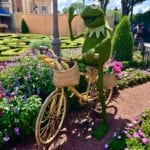 Kermit the Frog Topiary