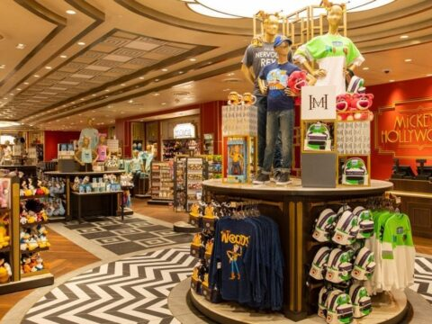 Mickey's of Hollywood gift shop Studios