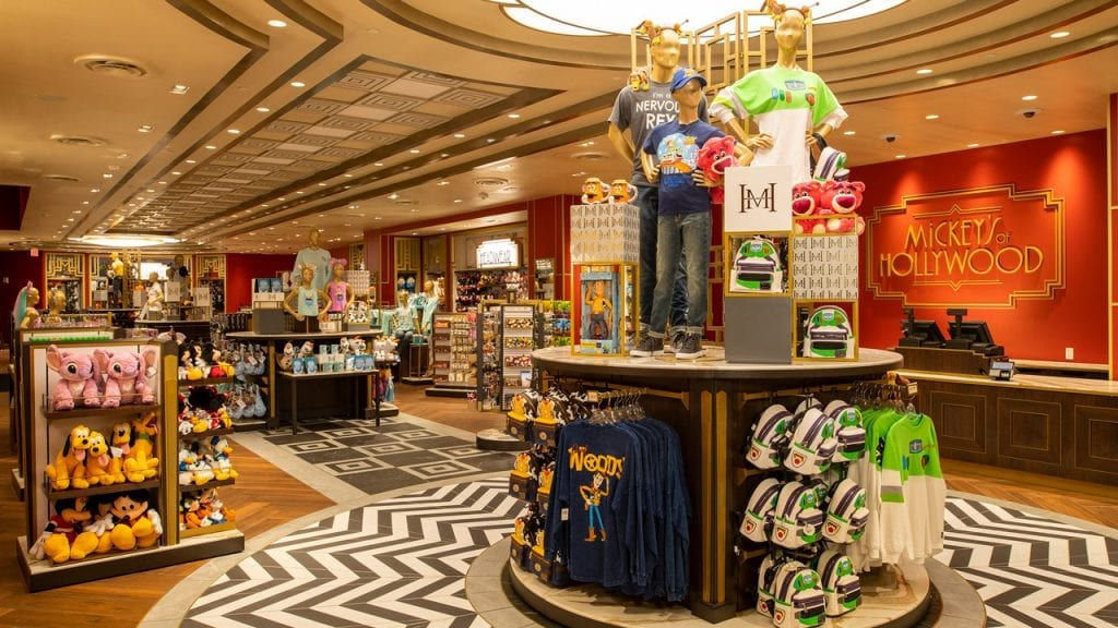 Mickey's Of Hollywood Now Reopened at Disney's Hollywood Studios
