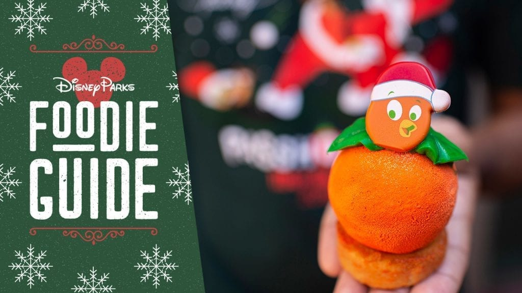 Foodie Guide to Mickey's Very Merry Christmas Party 2019