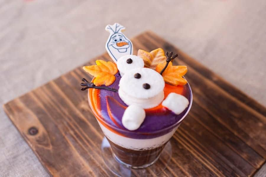 Olaf Hot Chocolate