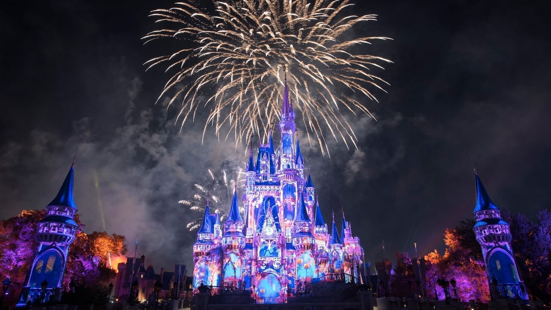 Magic Kingdom Fireworks – Best Viewing Places