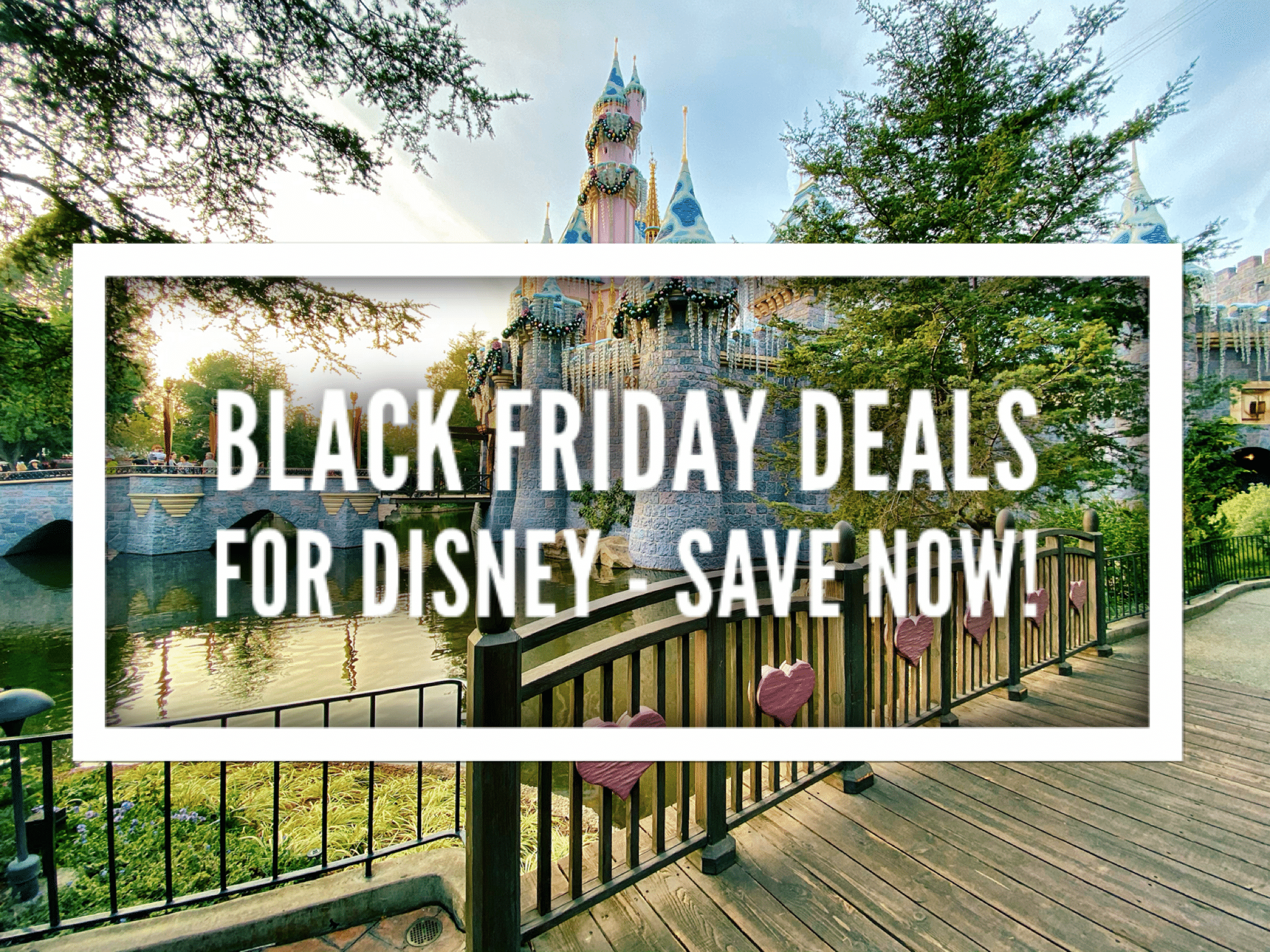 Black Friday Deals for Disney – Huge Savings!