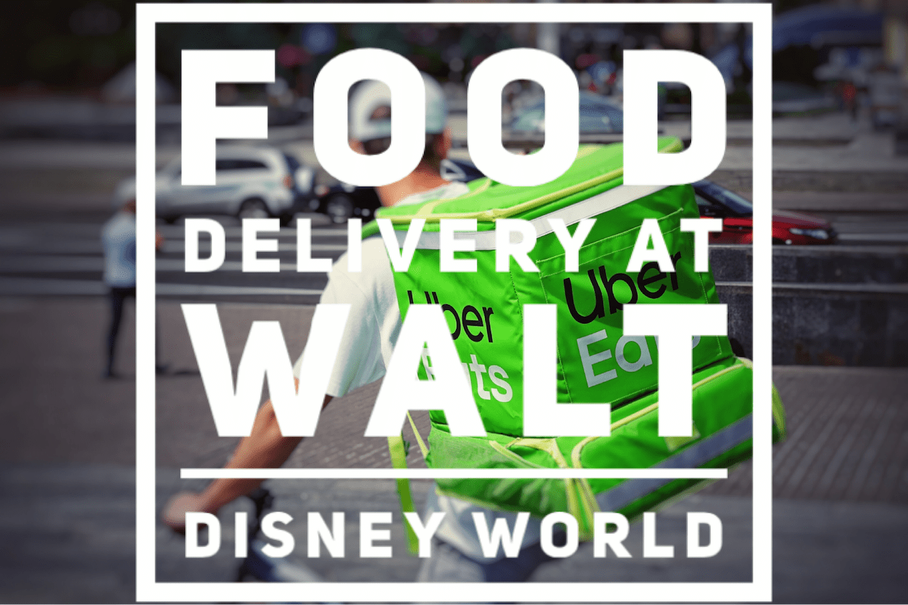 Food Delivery at Walt Disney World – Save On Dining