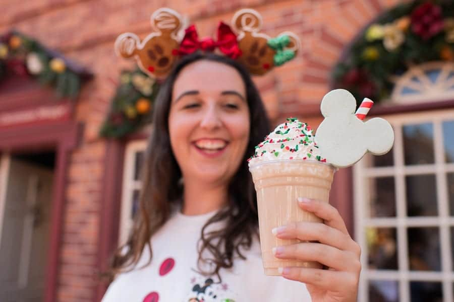 Christmas Cookie Milkshake