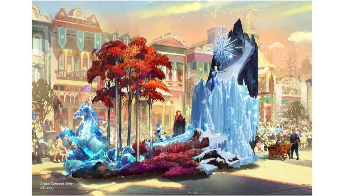 'Magic Happens' Parade to Premiere Feb. 28, 2020 at Disneyland Park