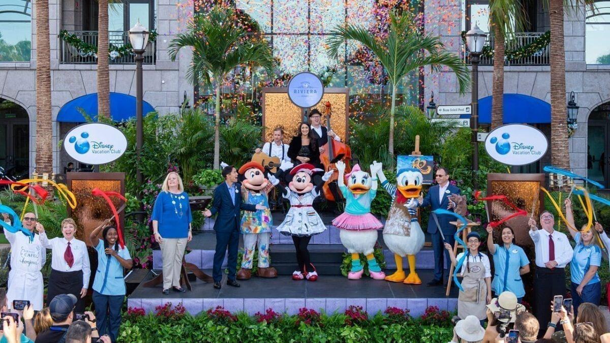 Disney's Riviera Resort Opens at Walt Disney World