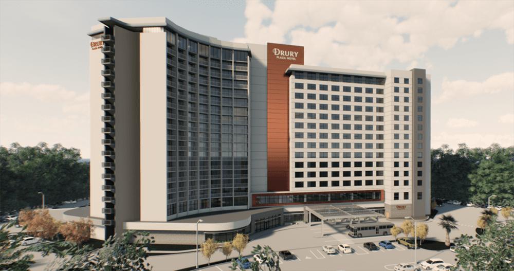 Drury Hotels to Develop Property in Disney Springs Resort