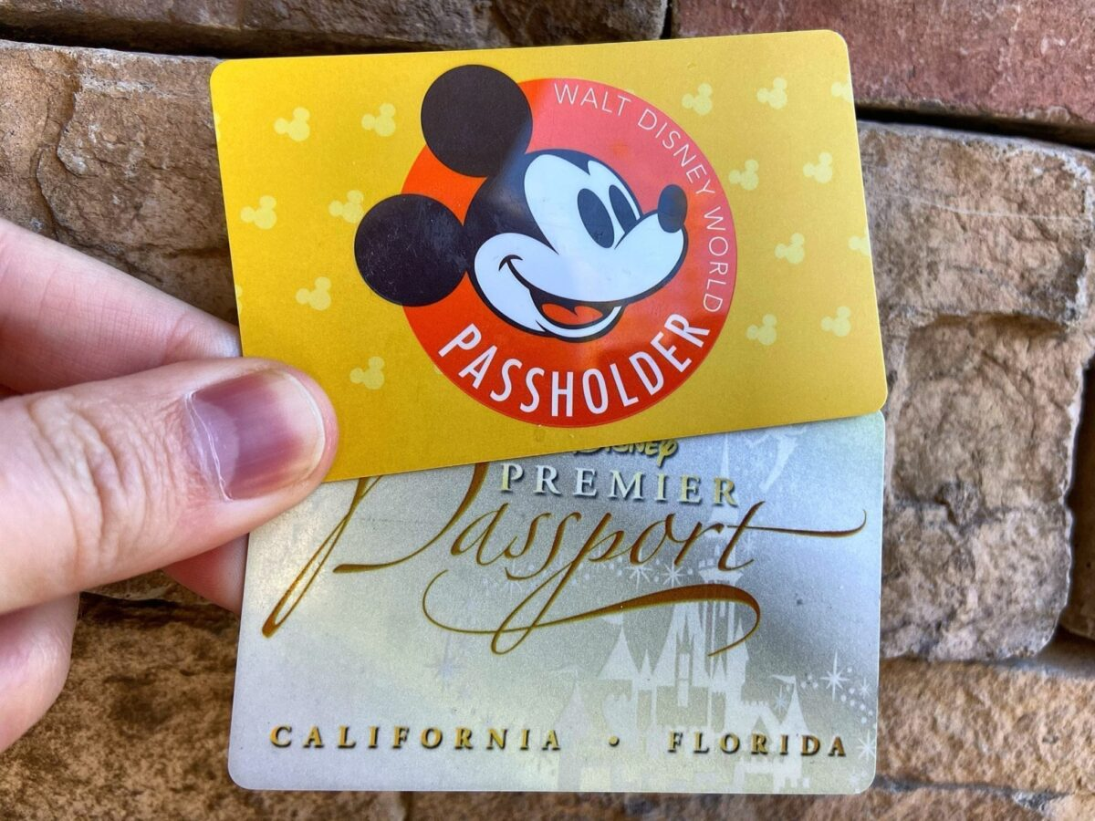 New Walt Disney World Annual Passes: Everything You Need To Know