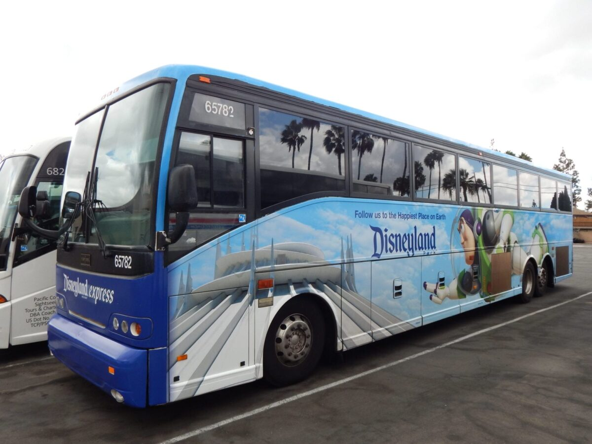 Disneyland Express To Cease Operations in 2020