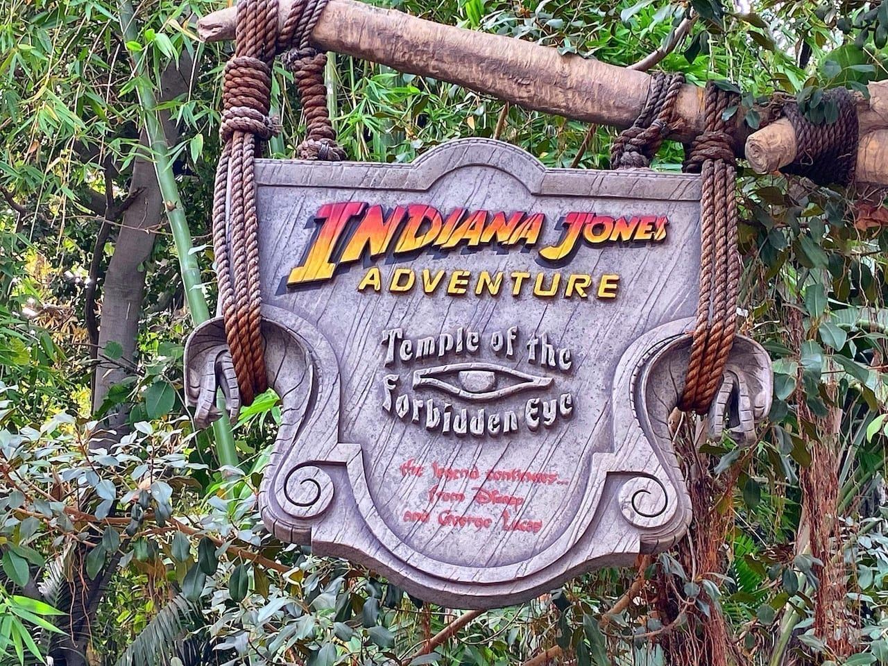 Indiana Jones Adventure Review