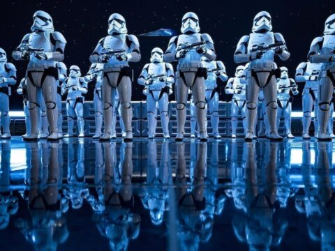 Group of Storm Troopers