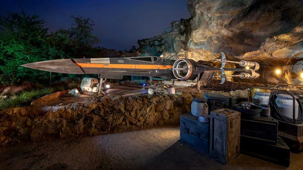 Star Wars: Rise of the Resistance Launching Jan. 17 at Disneyland Park