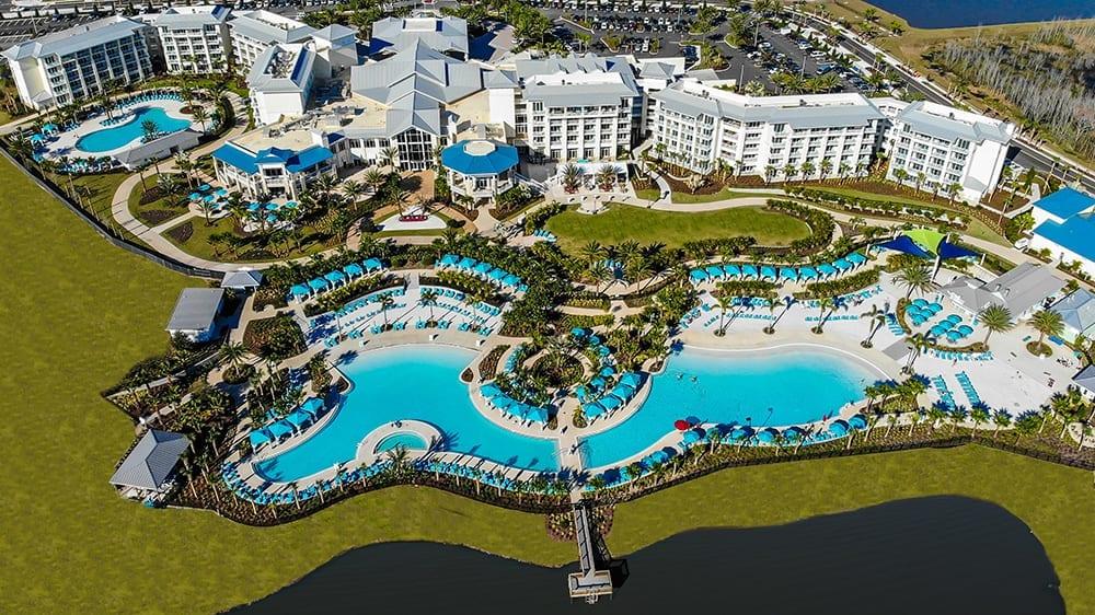 Margaritaville Hotel Orlando