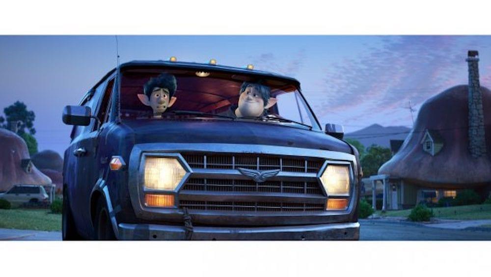 'Onward' Coming Soon to Disney Parks