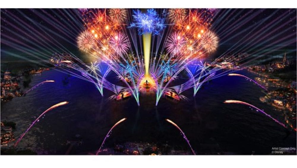 Get Excited For 'Harmonious' at Epcot