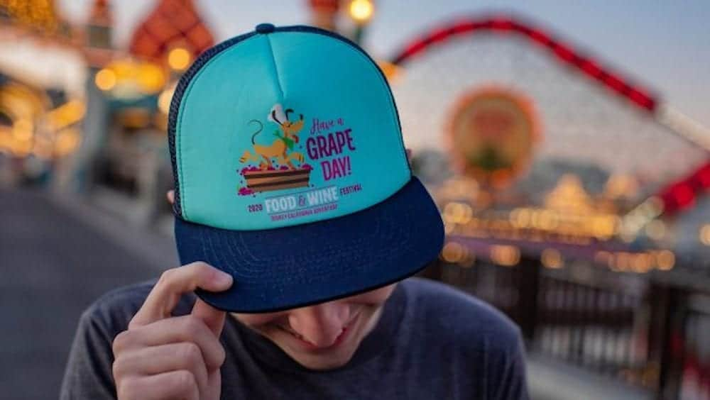2020 Disney California Adventure Food & Wine Festival Merch