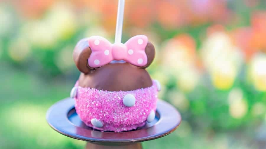 Minnie Candy Apple