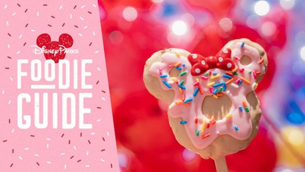 Foodie Guide to Valentine's – Disneyland Resort