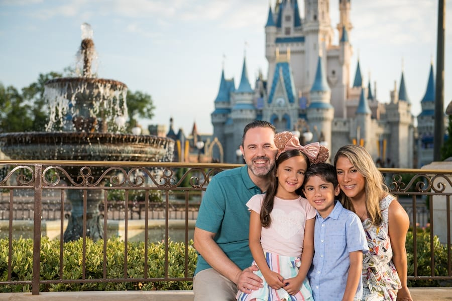 Capture Your Moment Magic Kingdom