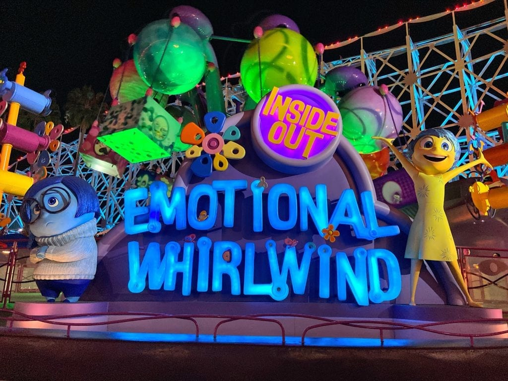 Emotional Whirlwind