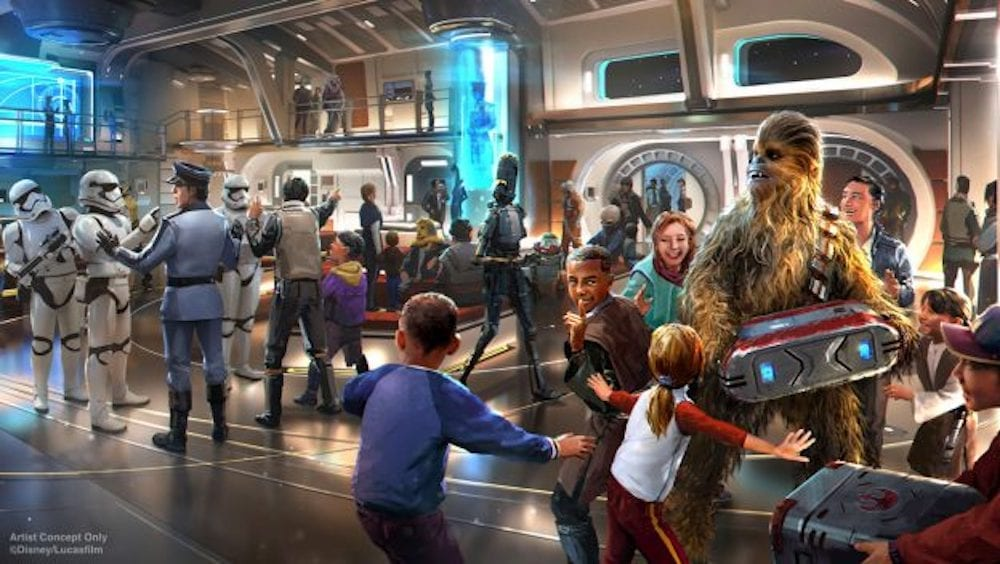 Star Wars: Galactic Starcruiser – Reservations Coming Soon