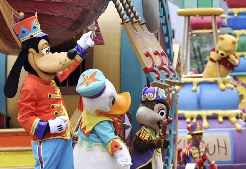 Best Kept Secrets Of Disneyland: Hidden Attractions