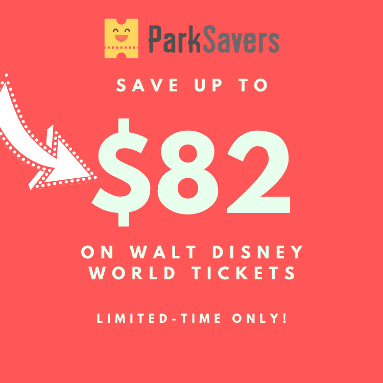 Walt Disney World ticket sale