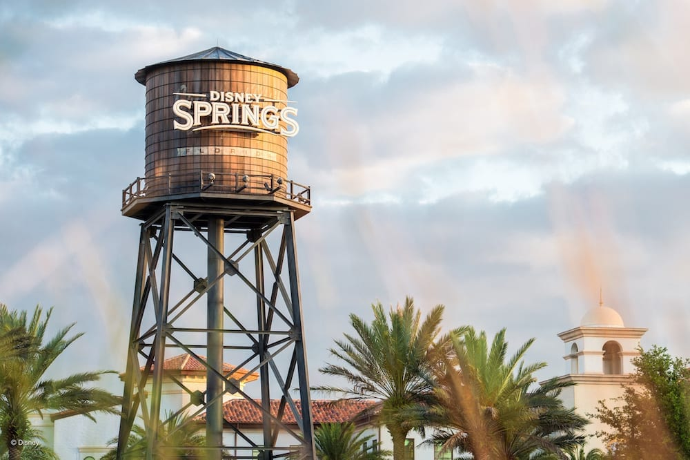 Disney Springs Closing
