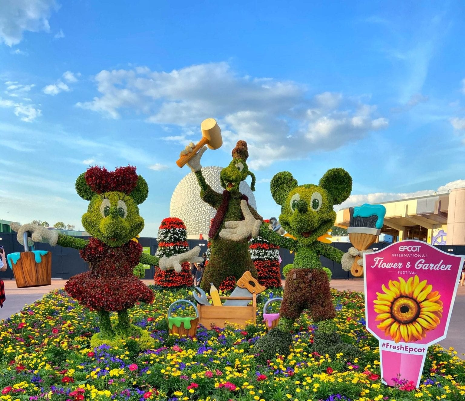 EPCOT Flower and Garden Festival 2020