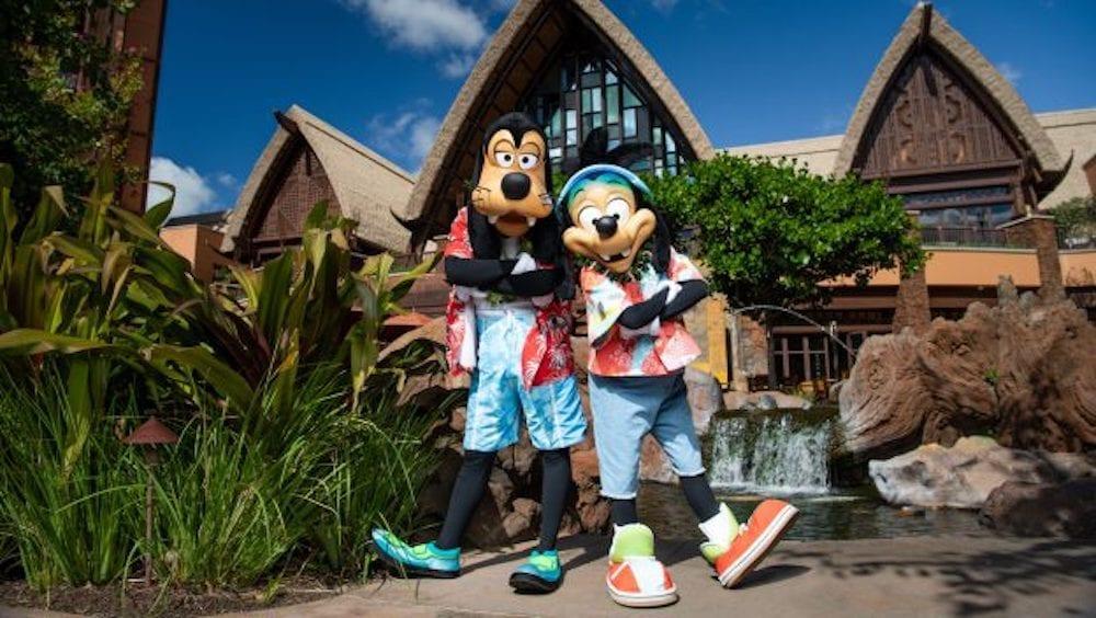 Max Makes His Debut at Aulani, a Disney Resort