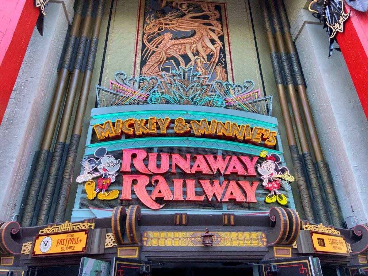 Mickey and Minnie's Runaway Railway Review