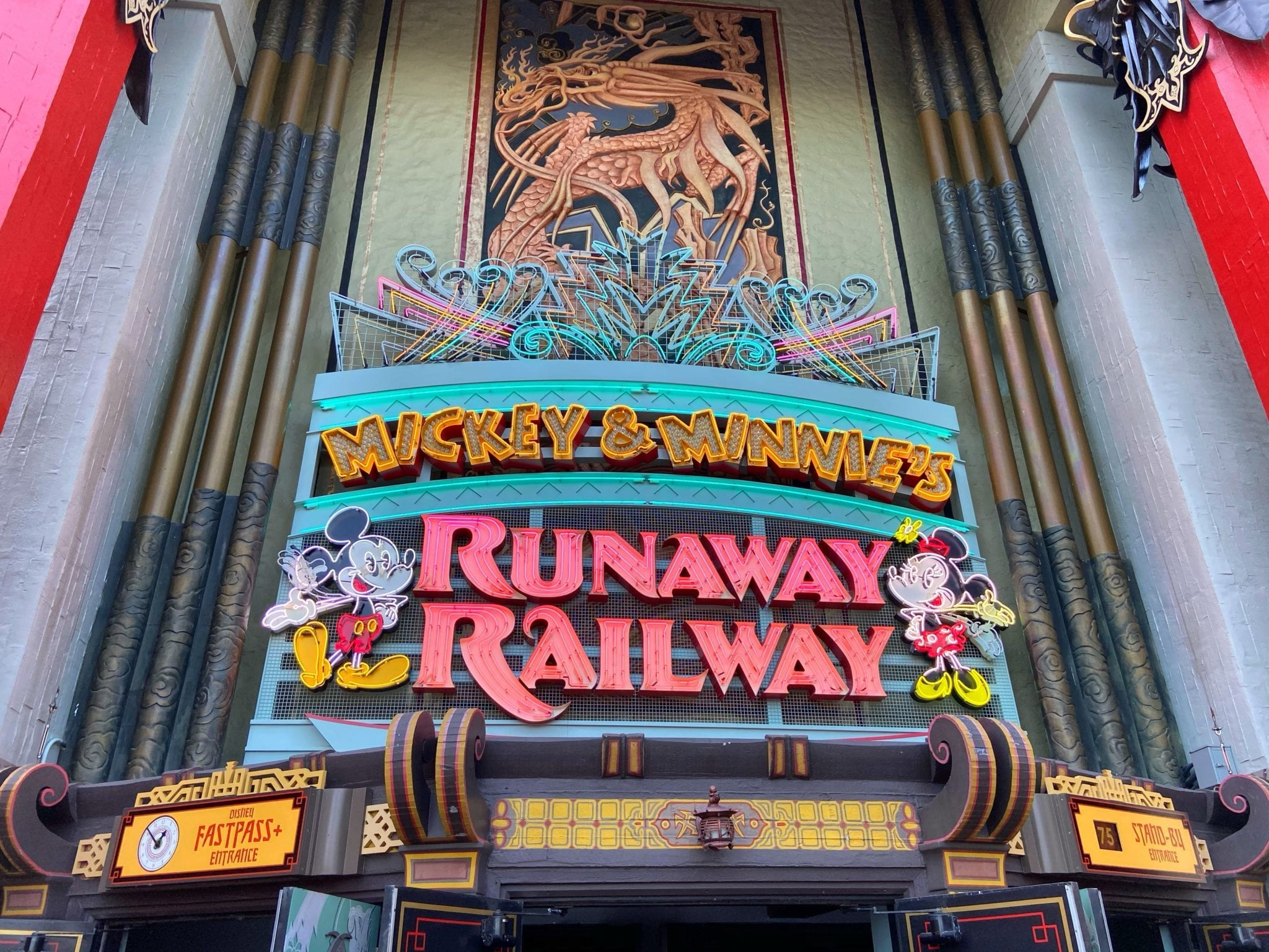 Mickey and Minnie's Runaway Railway Review