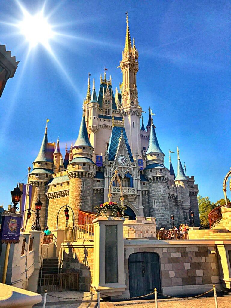 Cinderella Castle Magic Kingdom